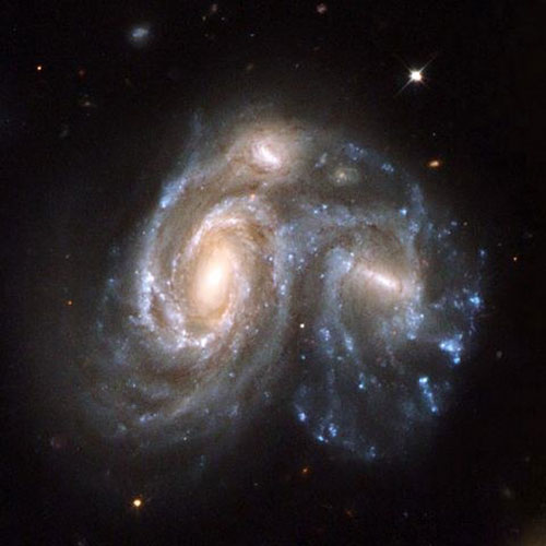 NGC 6050 y IC 1179