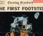 "Evening Standard: ""The First Footstep"" [21st July 1969]"