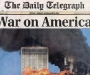 "The Daily Telegraph: ""War on America"" [12th September 2001]"
