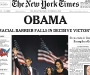 "New York Times: ""Obama: Racial Barrier Falls in Decisive Victory"" [5th November 2008]"