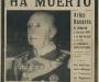 Franco ha muerto (20 noviembre de 1975)