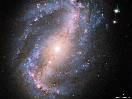 Galaxia NGC 6217