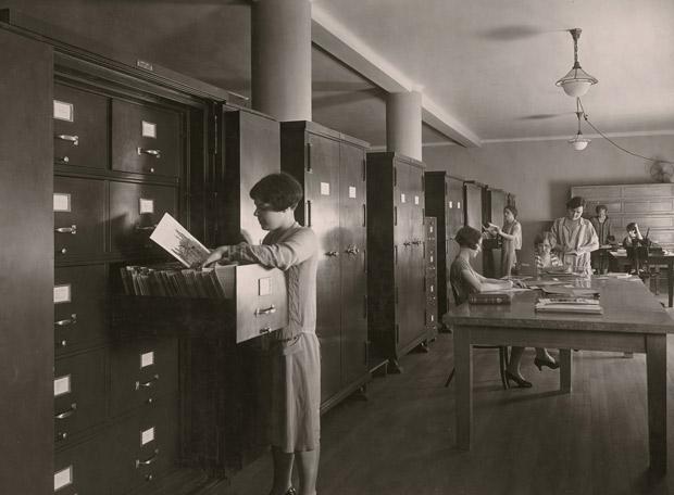 Despachos de National Geographic en Washington D.C., 1926