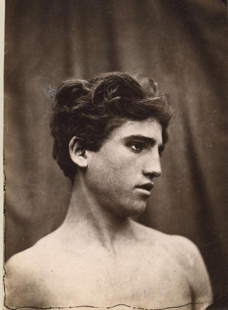 Fotografía de Wilhelm von Gloeden