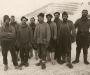 El grupo de expedicionarios del capitán Robert Falcon Scott que conquistaron el polo sur en 1911