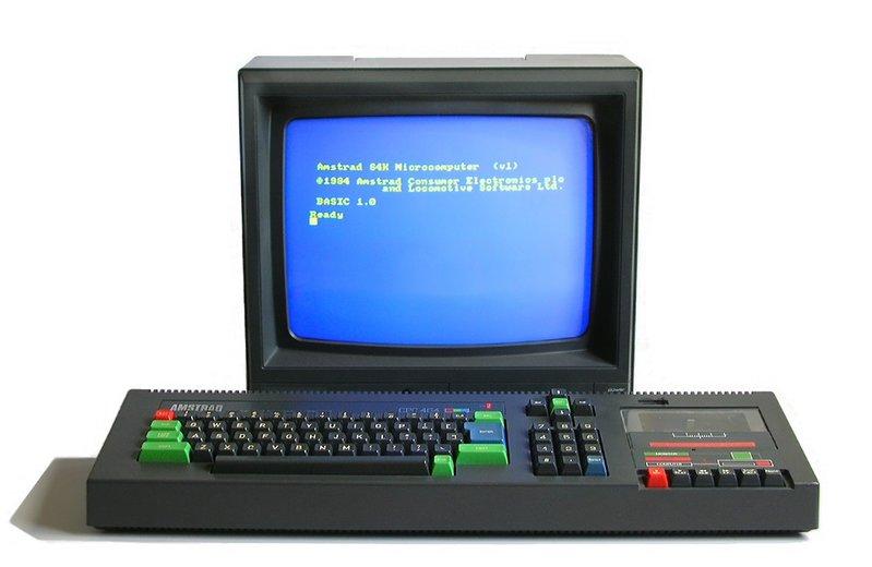 Amstrad cpc464