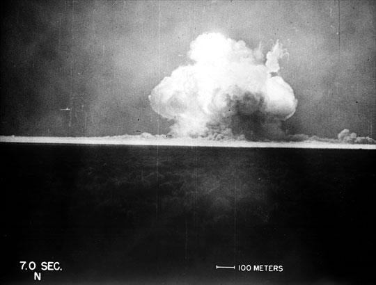 Prueba nuclear Trinity 09