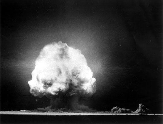 Prueba nuclear Trinity 10
