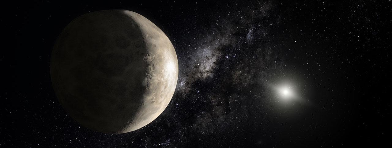 Makemake, el cuarto planeta enano del Sistema Solar | vooLive.net