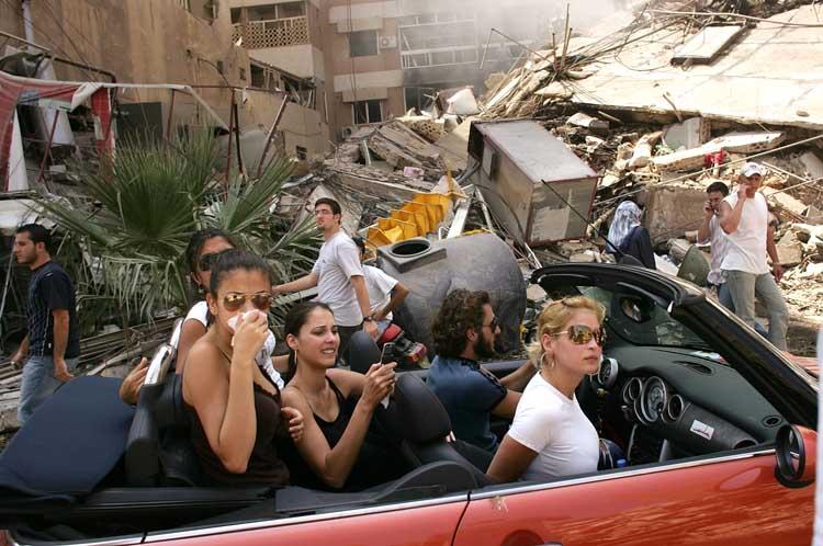 Dos mundos en el Líbano