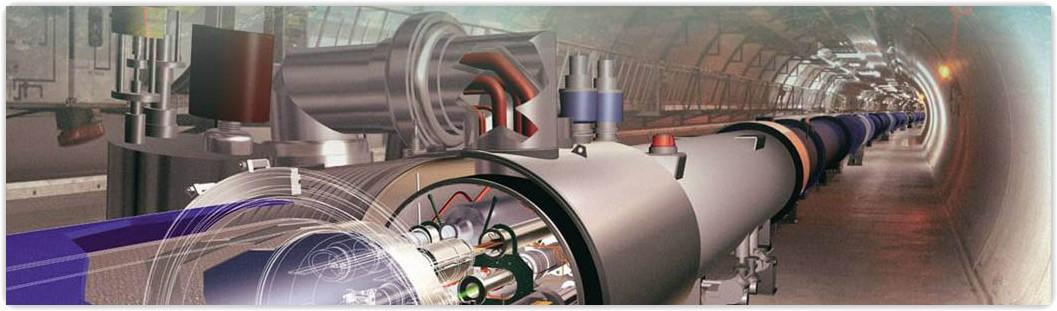 LHC, el gran colisionador de hadrones