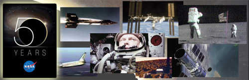 50 aniversario de la NASA