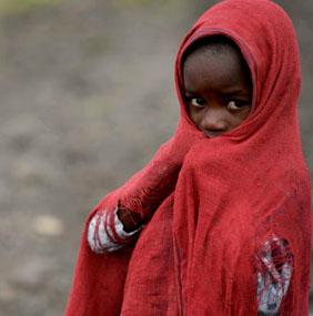 Gaswiga, una historia de un niño del Congo