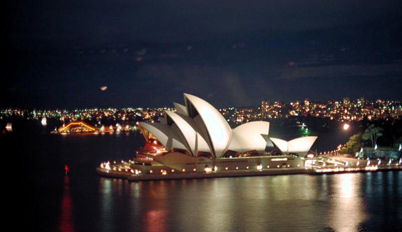 Ópera de Sídney - Australia