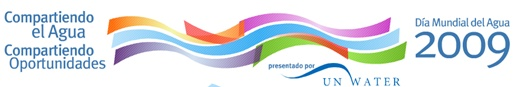 Día Mundial del Agua 2009