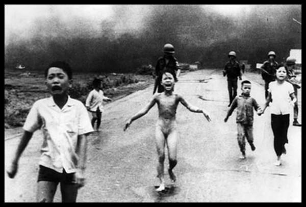 Kim Phuc, la niña de Vietnam