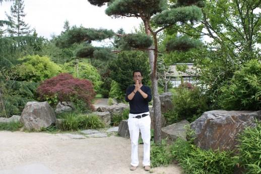 Jardín Japones en Nantes