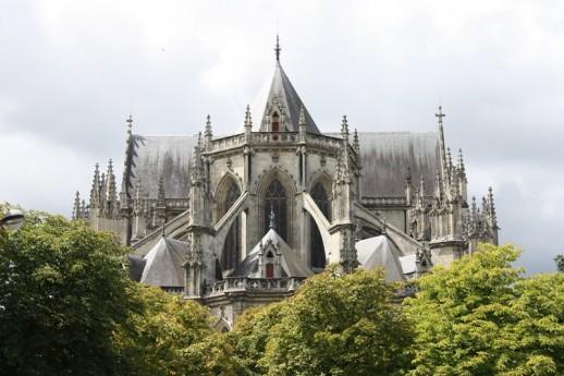 Catedral de Saint Pierre - Nantes