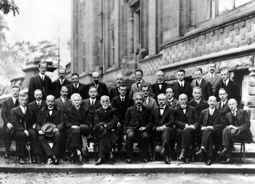 5º Conferencia Solvay