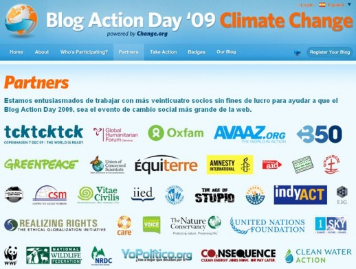 Blog Action Day 09