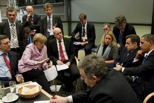 Fracaso en la cumbre de Copenhague