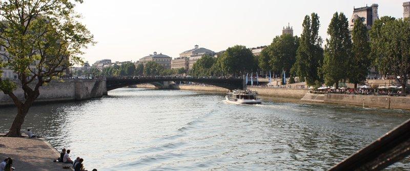 Ile Saint Louis, París