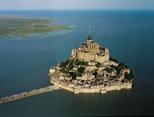 Monte Saint-Michel, Francia
