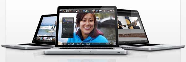 Cambios en los MacBook Pro
