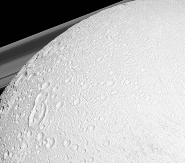 Encelado... helado