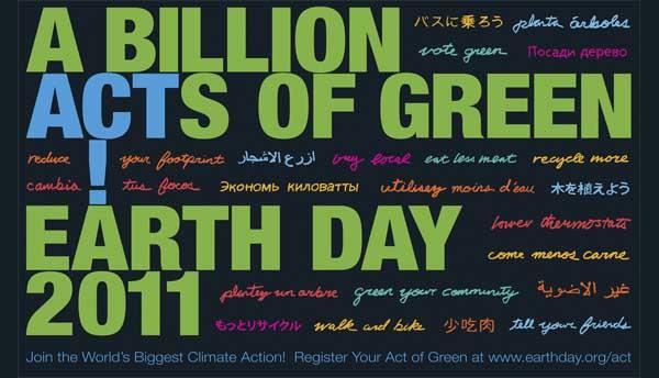 Día de la Tierra 2011
