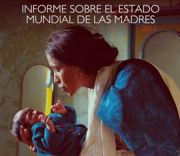 informe sobre el estado mundial de las madres