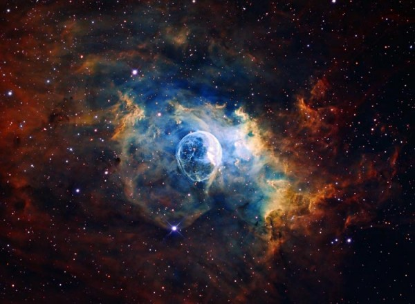 Nebulosa Burbuja