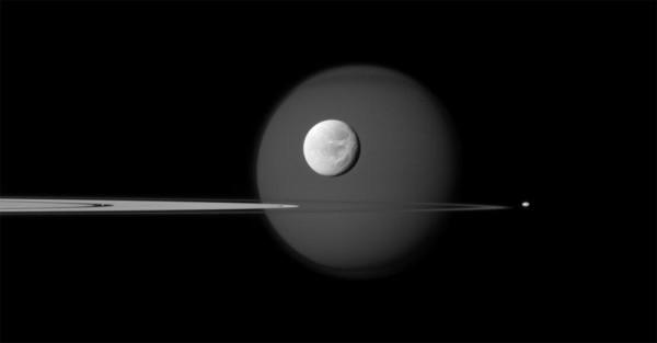 Lunas de Saturno