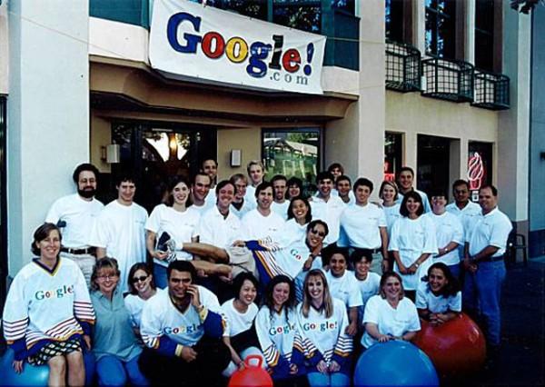Los comienzos de Google