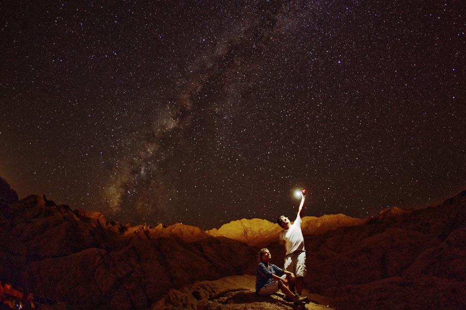 Desierto del sinai