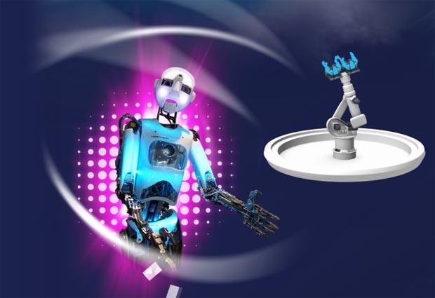 Baila con Robots